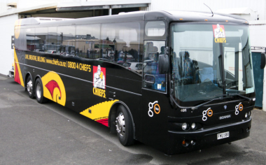 Chiefs Bus Wrap Side By Admark