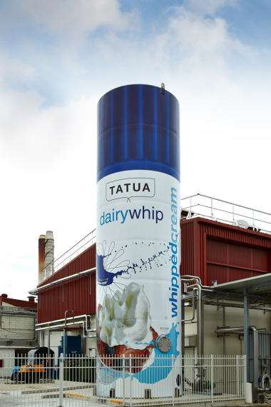 Tatua Silo Wrap by Admark